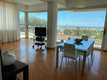Sea view apartment Hotel Joseph Marina di Pietrasanta