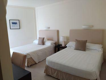 Triple Familiy Room Hotel Joseph Marina di Pietrasanta