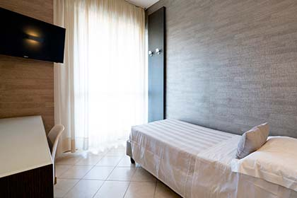 Single Room Hotel Joseph Marina di Pietrasanta