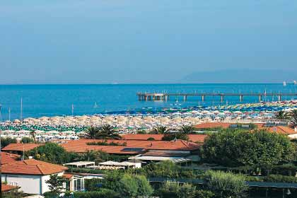 Travel tips for your vacation in Marina di Pietrasanta and Tuscany