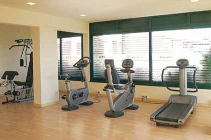 Fitness space in Marina di Pietrasanta