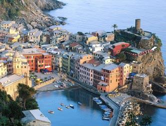 Photo: Cinque Terre